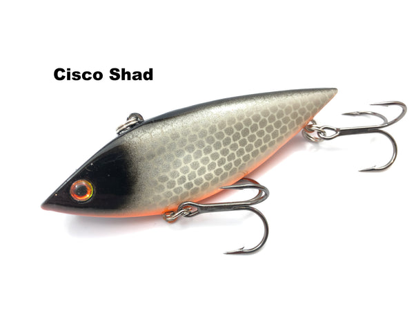Joe Bucher Outdoors JB Rattler - Cisco Shad