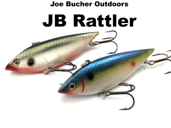 Joe Bucher Outdoors JB Rattler