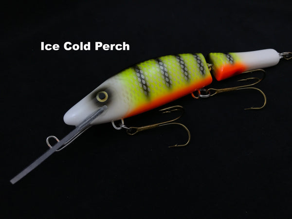 Legend Lures Jointed Perch Bait
