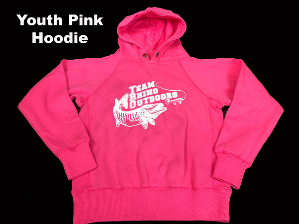 TRO - Pink Youth Hoodie