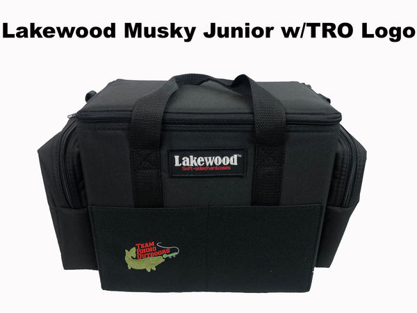 Lakewood Black Musky Junior w/TRO Logo