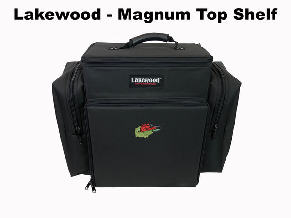 Lakewood Magnum Top Shelf w/TRO Logo