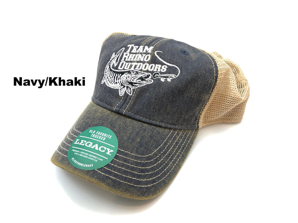 TRO - Legacy Old Favorite Trucker Hat (Multiple Colors)