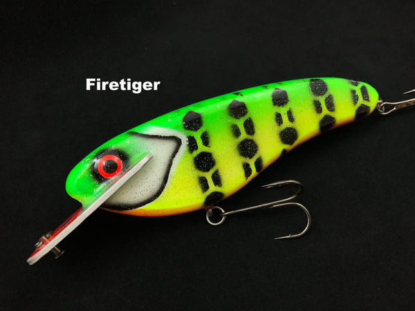"Trucker Lures 8"" Lot Lizard (Lot 8)"