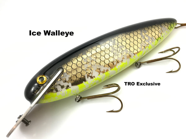 "Supernatural Big Baits 10"" Mattlock - Ice Walleye"
