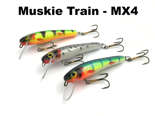 Muskie Train MX4