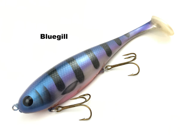 Musky Innovations Magnum Shallow Swimmin' Dawg - Bluegill