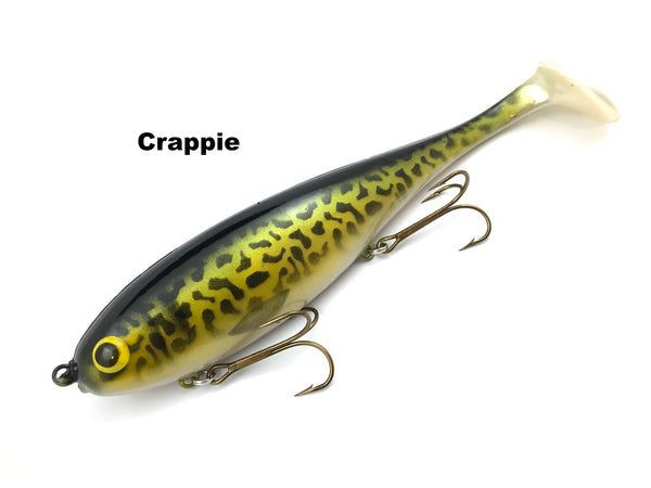 Musky Innovations Magnum Shallow Swimmin' Dawg - Crappie