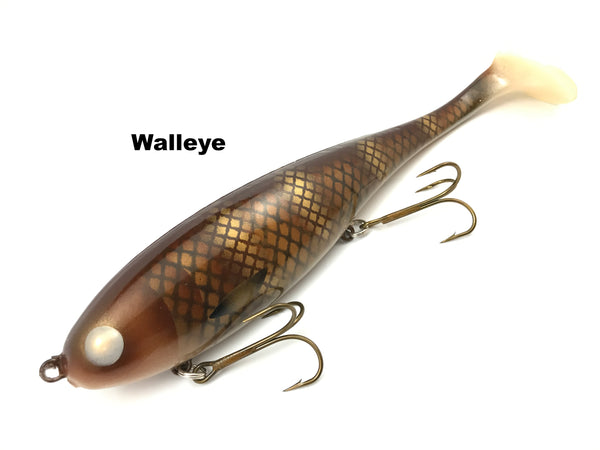 Musky Innovations Magnum Shallow Swimmin' Dawg - Walleye