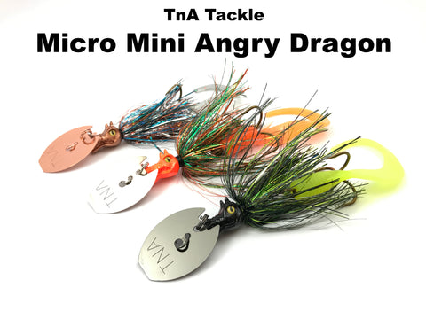 TnA Tackle Micro Mini Angry Dragon