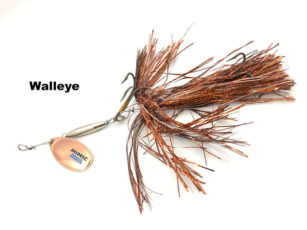 Musky Mayhem Tackle Mimic Single French