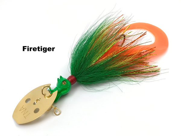 TnA Tackle Hair MINI Angry Dragon