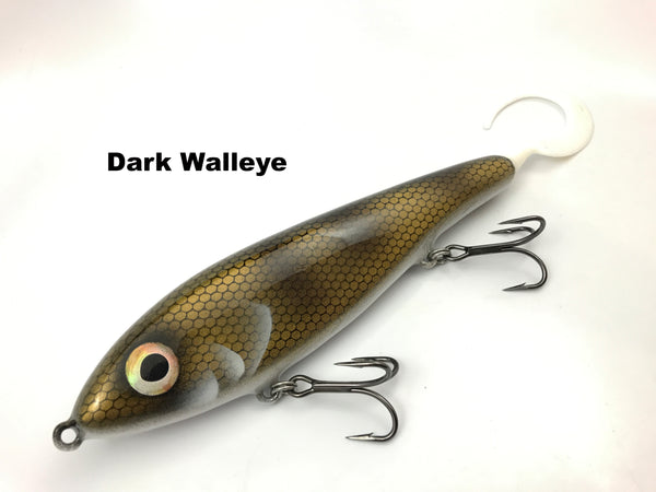 "My Addiction Custom Lures 7"" Narcan Glider"