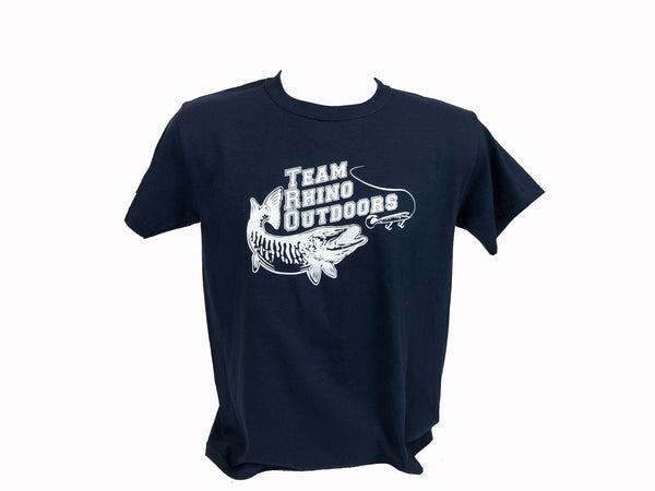 TRO - Navy Blue Youth T Shirt