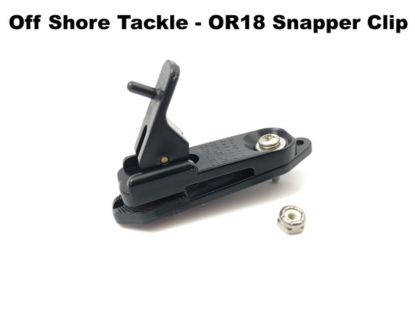 Off Shore Tackle OR18 Snapper Planer Board Release Clip