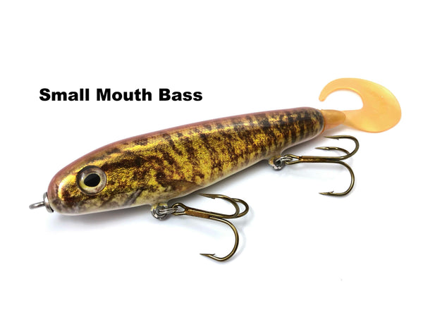 "Phantom Lures 6"" Phantom Soft Tail"