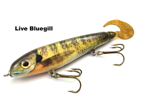 "Phantom Lures 6"" Phantom Soft Tail - Live Bluegill"