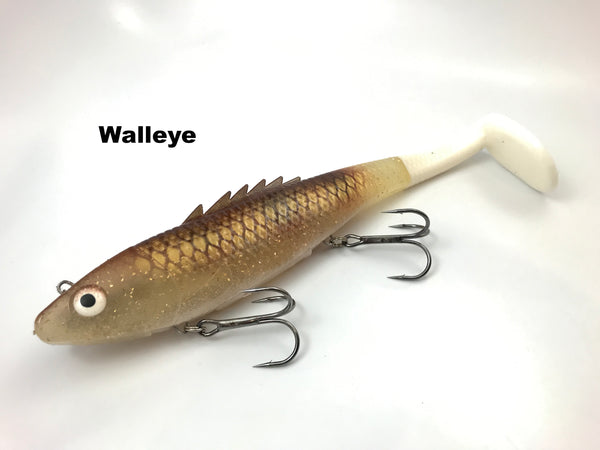 Chaos Tackle Posseidon 10 - Walleye