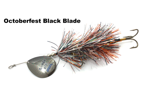 "Musky Mayhem Tackle Rabid Girl 8"" SINGLE Blade"