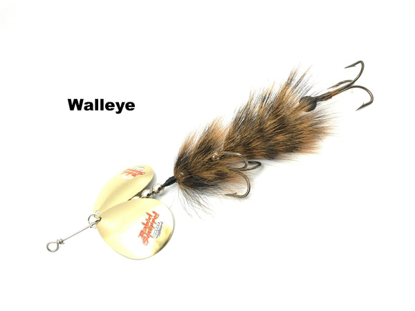 "Musky Mayhem 8"" Double Colorado Rabid Squirrel"