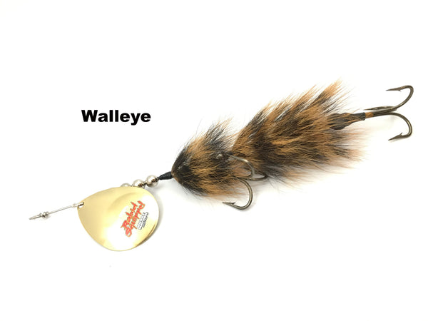 "Musky Mayhem 8"" Single Colorado Rabid Squirrel"