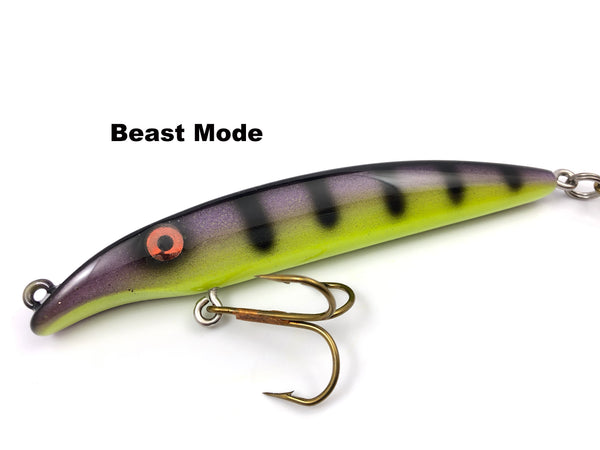 "Fat AZ Musky Products 6"" Raptor"