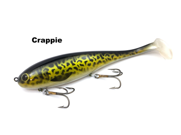 Musky Innovations Regular Shallow Swimmin' Dawg - Crappie