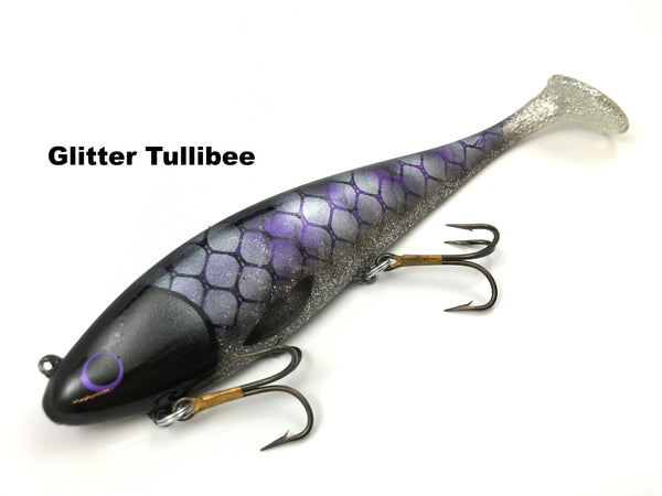 Musky Innovations Regular Swimmin' Dawg - Glitter Tullibee