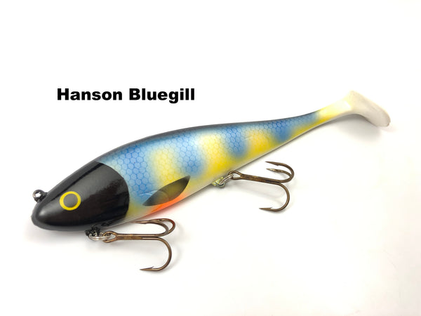 Musky Innovations Regular Swimmin' Dawg - Hanson Bluegill