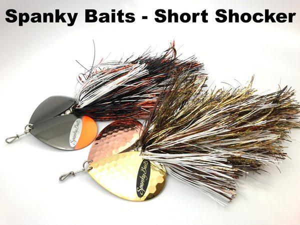 Spanky Baits Short Shocker