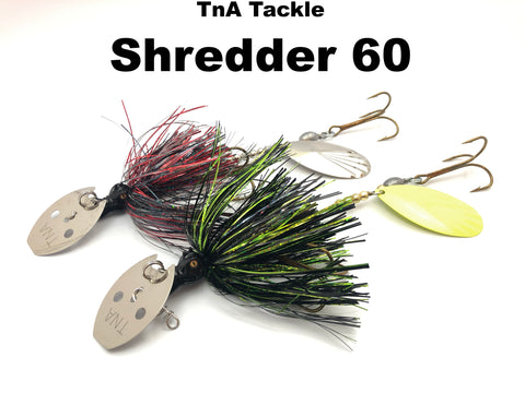 TnA Tackle Shredder 60