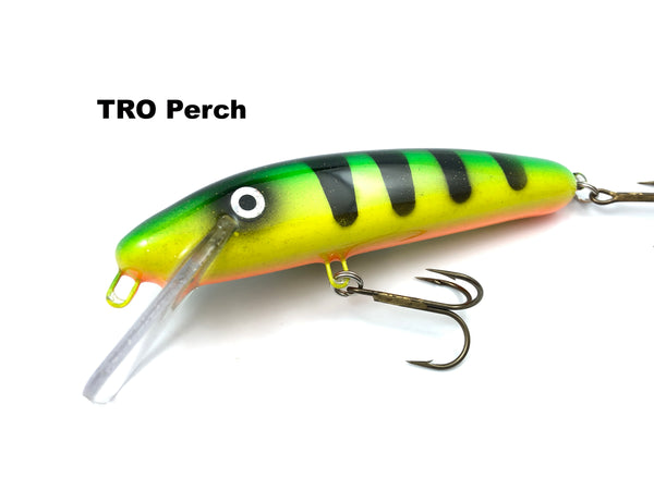 "Slammer Tackle 5"" Shallow Minnow - TRO Perch"