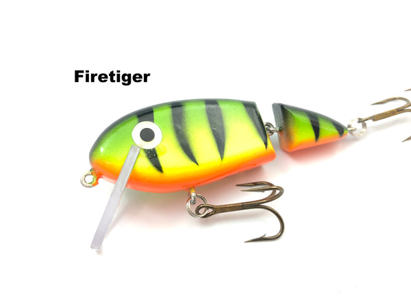 "Smoker Tackle 4.5"" Jointed SS Shad"