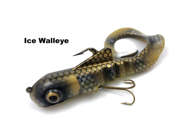 Musky Innovations Spring Dawg - Ice Walleye