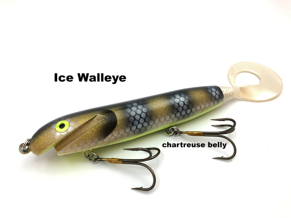 Knock Out Musky Baits Squirko - Ice Walleye