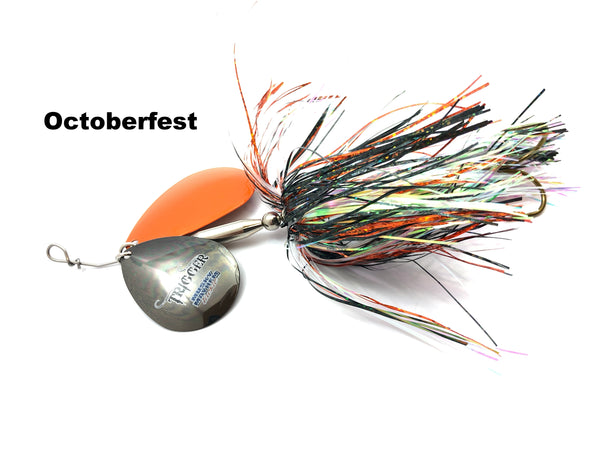 Musky Mayhem Tackle  NEW 7/9 Trigger