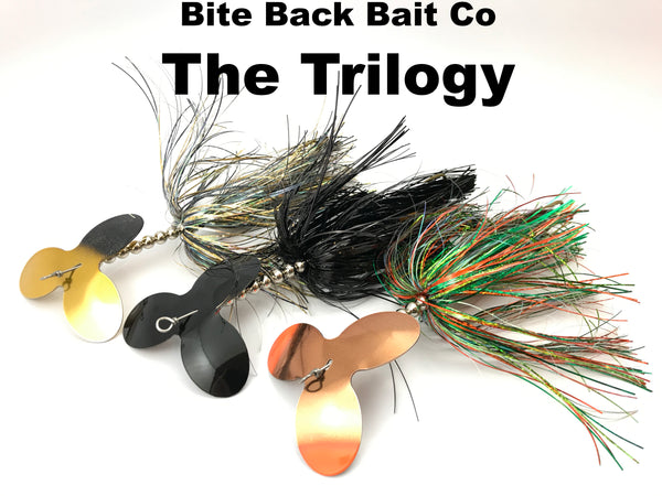 Bite Back Bait Company Trilogy