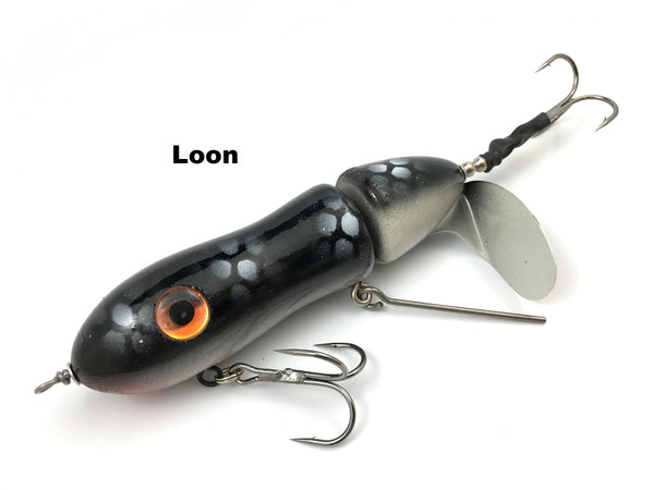 Big Mama Lures Twisted Sister Clicker - Loon