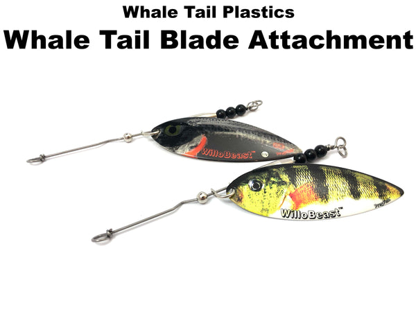 Whale Tail Plastics Willow Blade Attachment