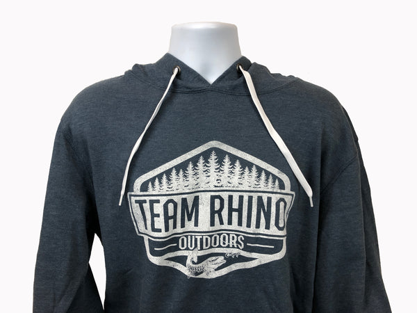 TRO - Wilderness Light Weight Hoodie Navy Blue