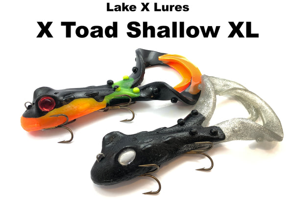 Lake X Lures X Toad Shallow XL