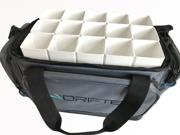 Drifter Tackle Small Storage Bag with Tubes ($99.99 + $15 shipping)