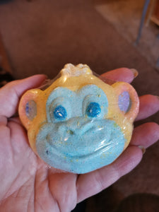 Novelty Bath Bombs and Shower Soap