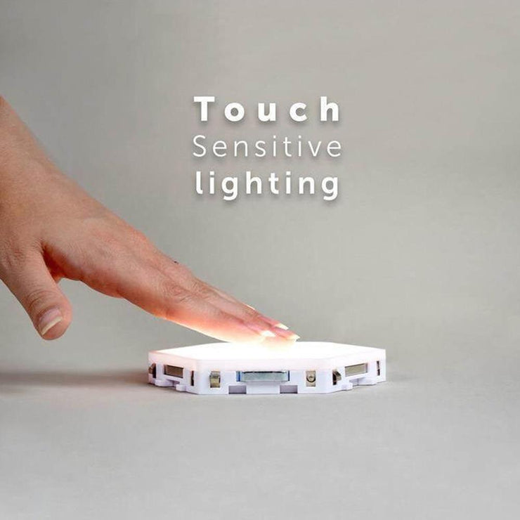 Touch Sensitive Lamp