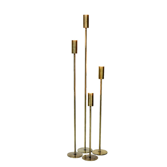 Ava Candle Stand BR 90cm - 5020 L AB - Limited stock available !