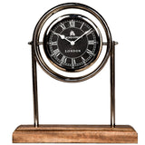 Laurence Desk clock large - JK-21 L  BACK IN STOCK !