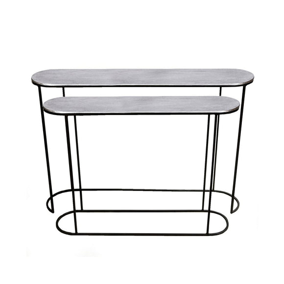 Olivia oval Console N S/2 - GH-931 LN - LOW STOCK