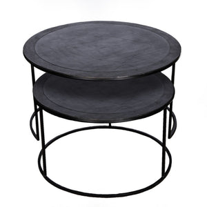 Philip Coffee table BN S/2  GH-302 BN - Limited stock available !