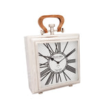 Table Clock  wooden handle W - GH-5312-48