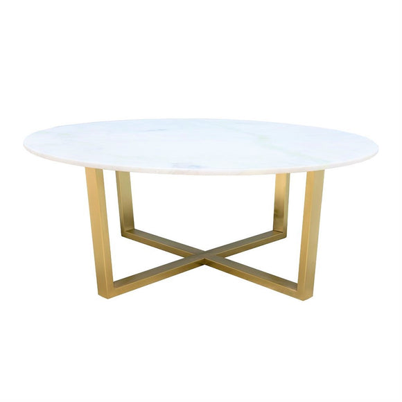 Benson Coffee table Marble GGI-2 BRM - Back in stock !!
